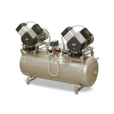Dental Compressors DK50 2X2V/110