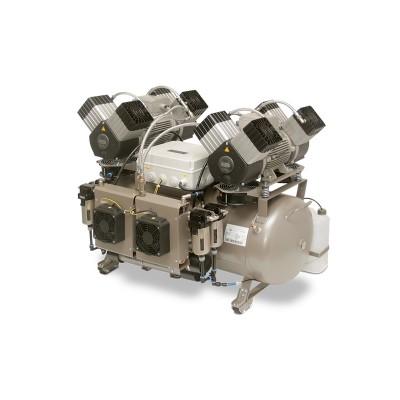 Dental Compressors DK50 2X4VR/110/M
