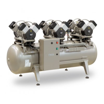 Dental Compressors  DK50 3X4VR/M