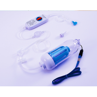 Disposable multirate infusion pump