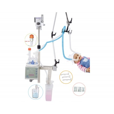 VN-BC01 Bubble CPAP System